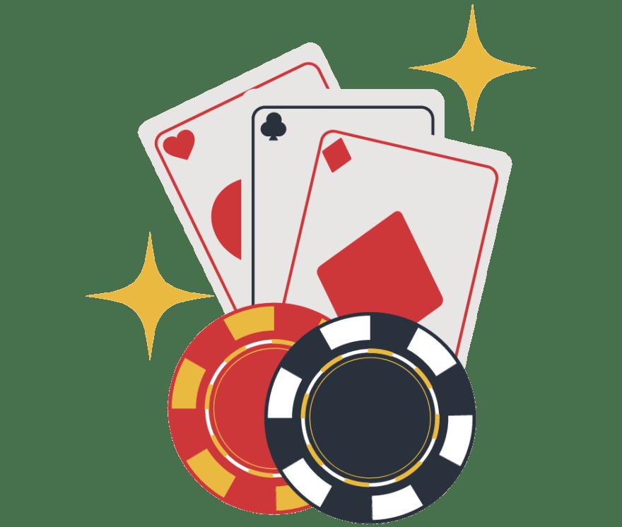 Los 145 mejores sitios de Casino de Veintiuna en línea en México
