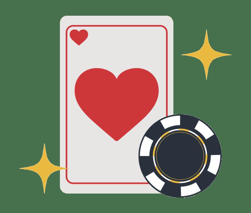 Los 101 mejores sitios de Casino de Póker en línea en México